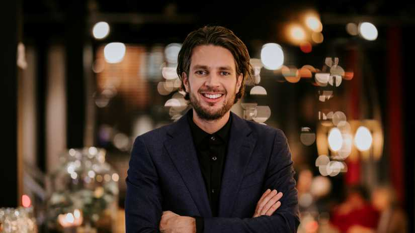 Renze Klamer presenteert nieuwe late night talkshow
