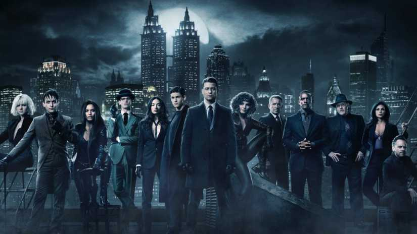 Streaming Releases: Gotham, Down to Earth en Dokter Deen